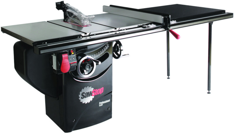 New Sawstop Pcs Details The Newbie Woodworker