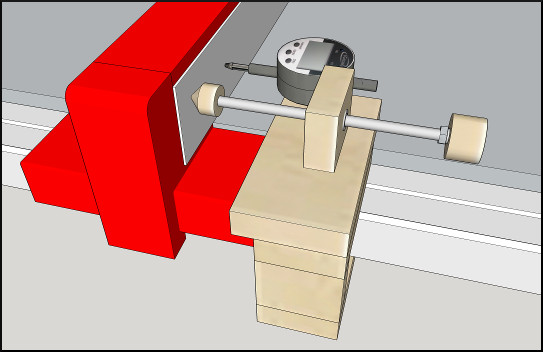 Micro-Adjuster Jig